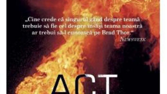Cartea Act de razboi – Brad Thor pdf