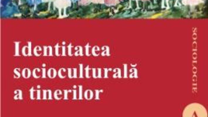 Cartea Identitatea Socioculturala A Tinerilor – SabinA-Adina Luca pdf