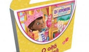 Cartea Disney Doctorita Plusica – O Oita Geloasa (posetuta) pdf