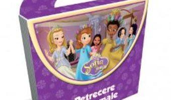 Cartea Disney Sofia Intai – Petrecere in pijamale (posetuta) pdf