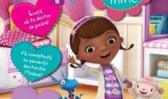 Cartea Disney doctorita Plusica – Totul despre mine pdf