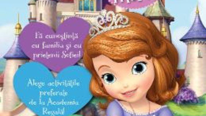 Cartea Disney Sofia Intai – Totul despre mine pdf