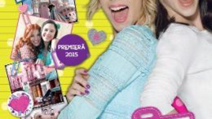 Cartea Disney Violetta – Jurnal de vacanta pdf