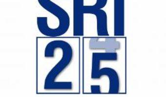 Monografia SRI 1990-2015 PDF (download, pret, reducere)
