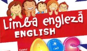Cartea Limba Engleza Caiet Invatamantul Primar – Mihaela Elena Sofian pdf