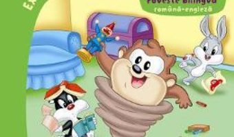 Cartea Exerseaza engleza cu Baby Looney Tunes – Taz in Tara Jucariilor pdf