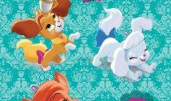 Cartea Palace pets – Sa ne jucam cu animalutele printeselor. Planse cu activitati distractive pdf