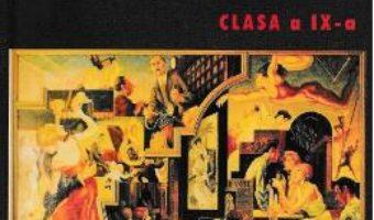 Cartea Limba Engleza Cls 9 – Diana Tincu pdf