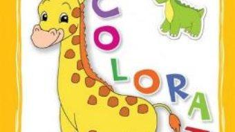 Cartea mea de colorat: Animale PDF (download, pret, reducere)