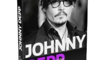 Cartea Johnny Depp, omul din spatele mastilor – Thomas Fuchs (download, pret, reducere)