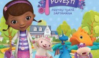 Cartea Disney doctorita Plusica – 7 Povesti pentru toata saptamana pdf