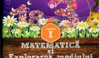 Cartea Matematica Si Explorarea Mediului Cls 1 Partea I Varianta PrE-C – Dumitru D. Paraiala pdf