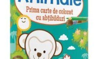Cartea Animale – Prima carte de colorat cu abtibilduri 2 ani+ (download, pret, reducere)