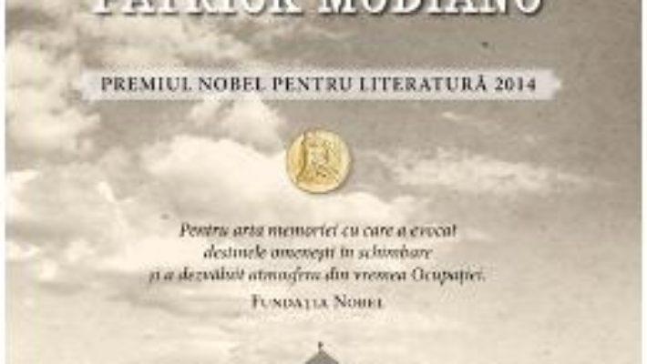 Cartea Dora Bruder – Patrick Modiano pdf