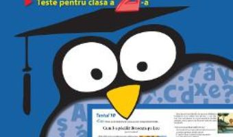 Comunicare in limba romana – Teste clasa 2 – Sorina Barbu, M. Calin, M. Radulescu, E.Toma PDF (download, pret, reducere)