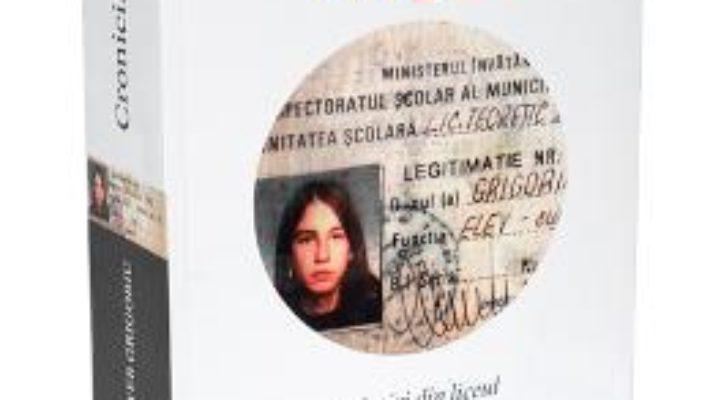 Cartea Cronicile vulpii – Amintiri din liceul anilor 90 – Paul Slayer Grigoriu pdf
