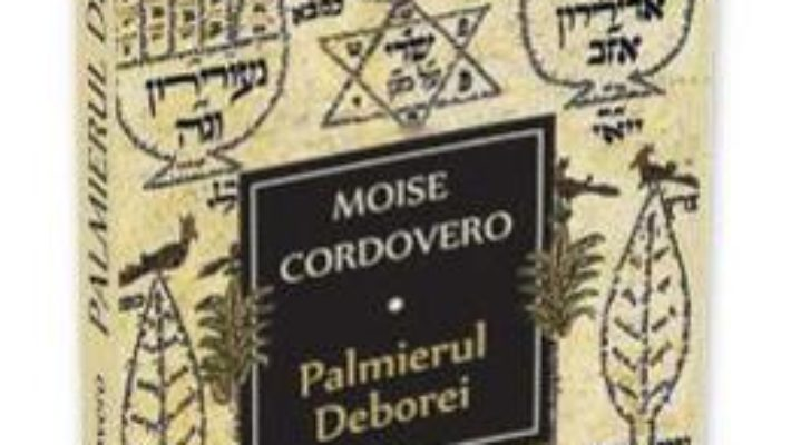 Cartea Palmierul Deborei – Moise Cordovero pdf