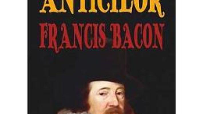Cartea Despre Intelepciunea Anticilor – Francis Bacon pdf
