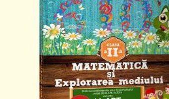 Cartea Matematica Si Explorarea Mediului – Cls Ii – Partea I – Ed.2015 Dupa Varianta M-Art – Dumitru D. Par pdf