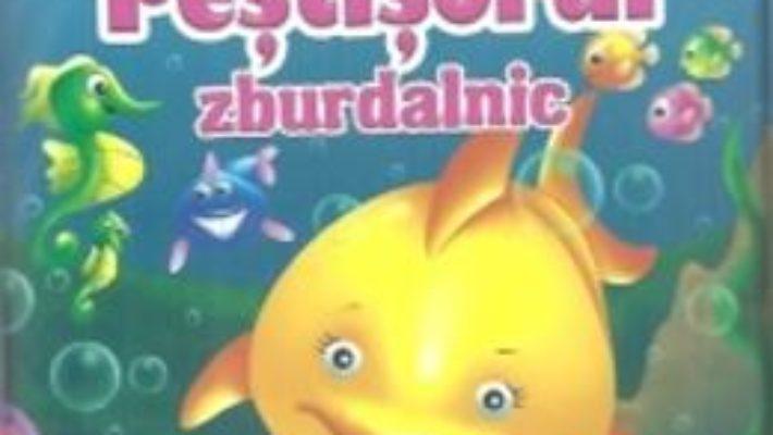 Cartea Citim in cadita! – Pestisorul zburdalnic (download, pret, reducere)