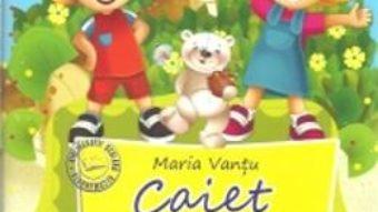 Pret Carte Caiet de lecturi recomandate clasa 2 – Maria Vantu