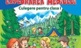 Cartea Matematica si explorarea mediului cls 1 culegere – Aurelia Barbulescu, Mihaela Keil (download, pret, reducere)