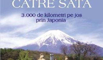 Cartea Drumurile catre Sata. 3000 de kilometri pe jos prin Japonia – Alan Booth (download, pret, reducere)