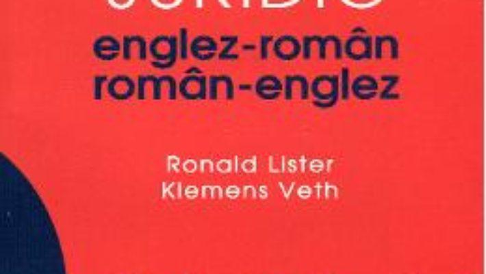 Download Dictionar juridic englez roman, roman englez – Ronald Lister, Klemens Veth pdf, ebook, epub