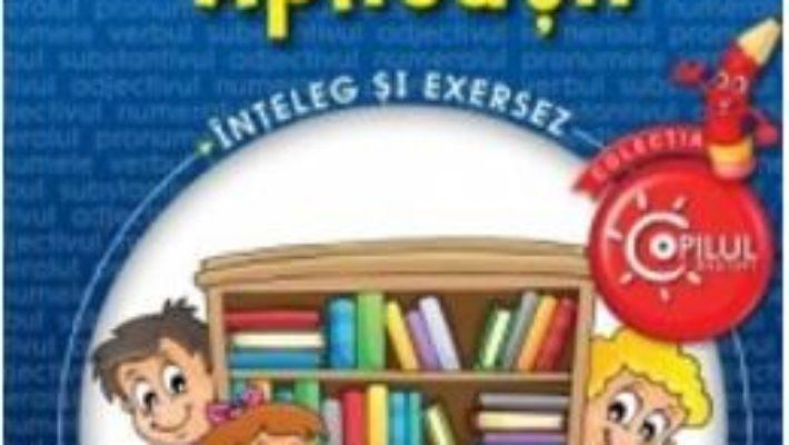 Partile de vorbire. Aplicatii (Copilul destept) – Ioana Pencea PDF (download, pret, reducere)