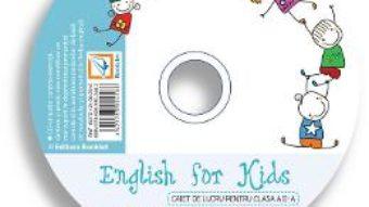 Cartea CD English for kids – Clasa 2 – Cristina Mircea (download, pret, reducere)