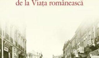 Download Amintiri de la viata romaneasca – Mihail Sevastos pdf, ebook, epub