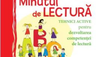 Download Minutul De Lectura Cls 3 Si 4 – Roxana Gheorghe, Stefan Pacearca pdf, ebook, epub