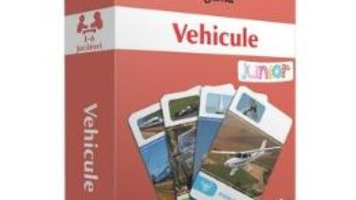 Cartea Vehicule – Carti de joc educative (download, pret, reducere)