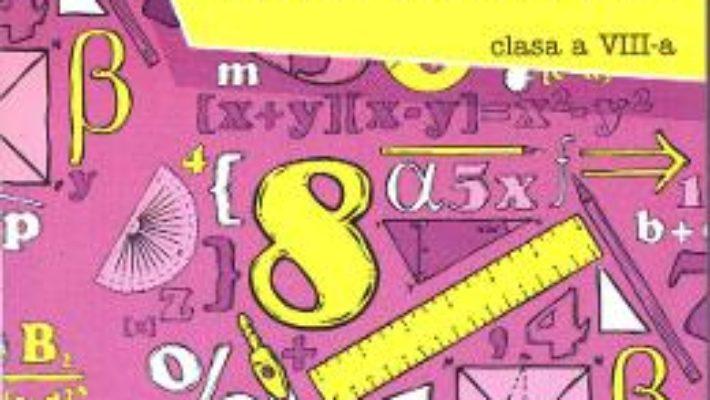 Download Ora De Matematatica Cls 8 – Petre Nachila pdf, ebook, epub