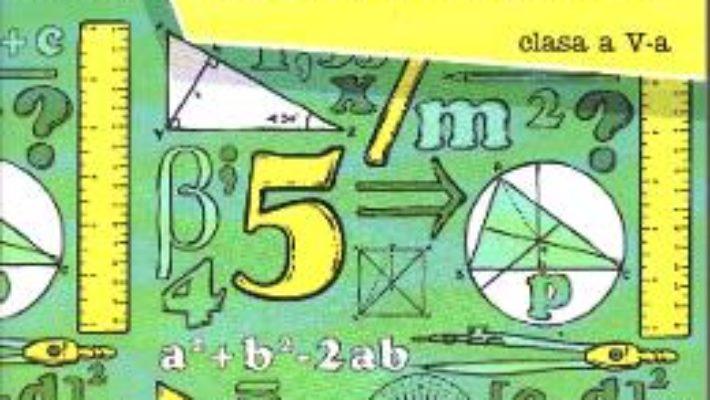 Pret Carte Ora De Matematica Cls 5 – Petre Nachila