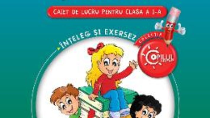 Download Invat Sa Citesc Si Sa Scriu Cls 1 Caiet – Gabriela Barbulescu pdf, ebook, epub