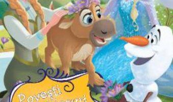 Cartea Disney Regatul de Gheata – Un pui de ren simpatic – Povesti si jocuri (download, pret, reducere)