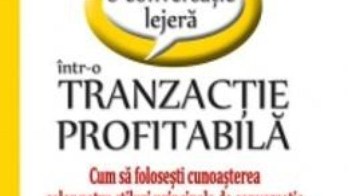 Download Transforma O Conversatie Lejera IntR-O Tranzactie Profitabila – Don Gabor pdf, ebook, epub