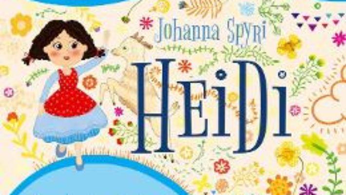 Download Heidi – Johanna Spyri (text complet) pdf, ebook, epub