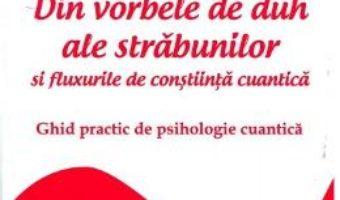 Download Din vorbele de duh ale strabunilor – Niculina Gheorghita pdf, ebook, epub