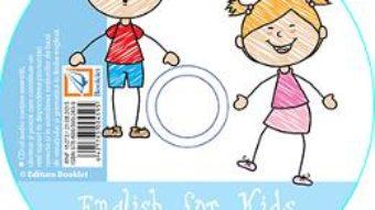 Cartea CD – English for kids clasa 3 – Rodica Dinca (download, pret, reducere)