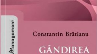 Download  Gandirea strategica – Constantin Bratianu PDF Online