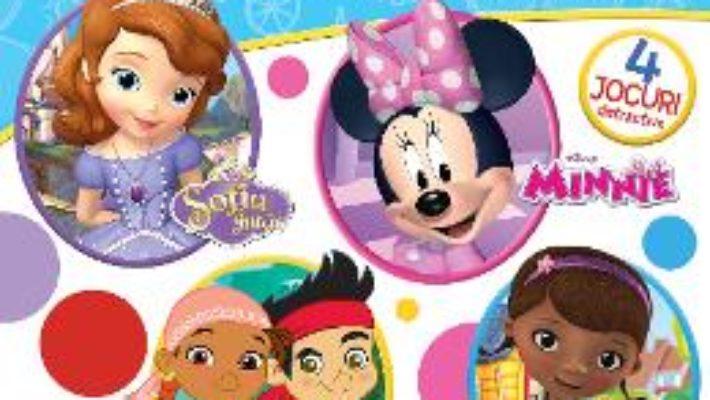Download Jocuri ca-n povesti. Joaca-te cu prietenii preferati de la Disney Junior pdf, ebook, epub