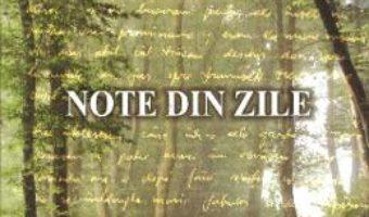 Download Note din zile – Marius Iosif pdf, ebook, epub