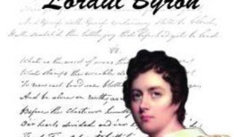 Download Solitarul solitar Lordul Byron – Corina Cristea pdf, ebook, epub