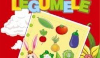 Sa invatam legumele 5-7 ani PDF (download, pret, reducere)
