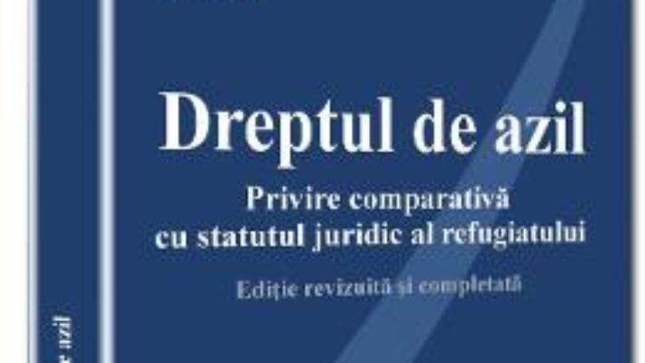 Download Dreptul de azil – Gheorghe Iancu, Vlad Alexandru Iancu pdf, ebook, epub