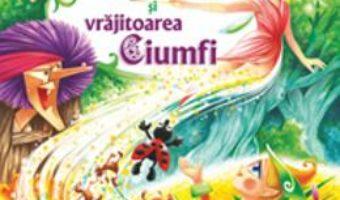 Cartea Zanuta Dora-Li si vrajitoarea Ciumfi – Anastasia Popa (download, pret, reducere)