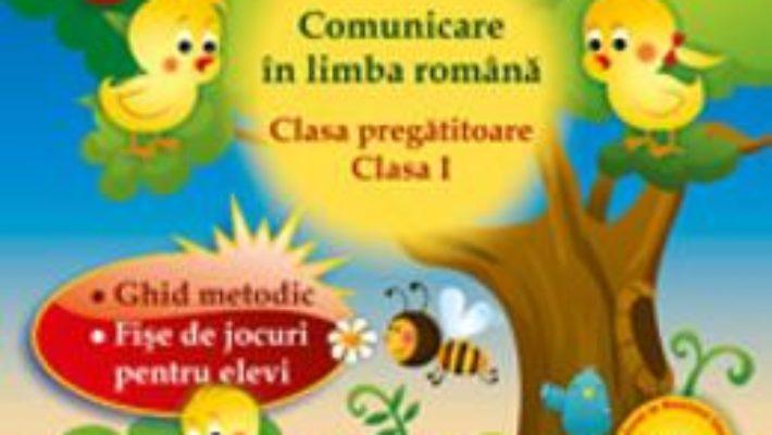 Cartea Joc-in-cioc comunicare in limba romana cls 1 clasa pregatitoare – Stela Gurzau (download, pret, reducere)
