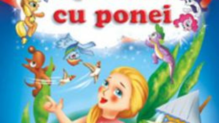 Cartea O poveste cu ponei – Catalina-Ioana Preda (download, pret, reducere)